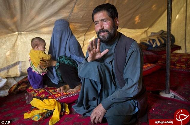 سوزاندن زن باردار افغانی پس از شکنجه /تصاویر