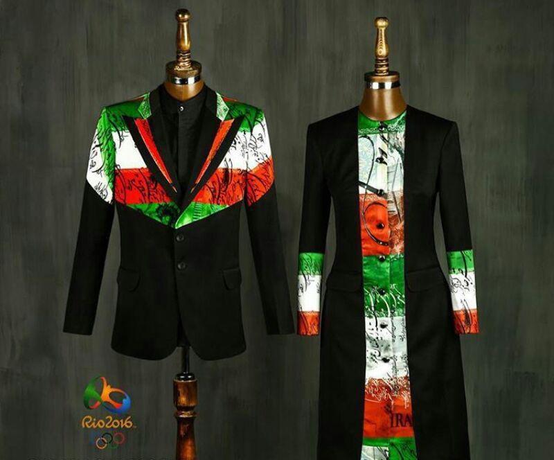 تغییر در طراحی لباس ورزشکاران ایرانی در المپیک ریو