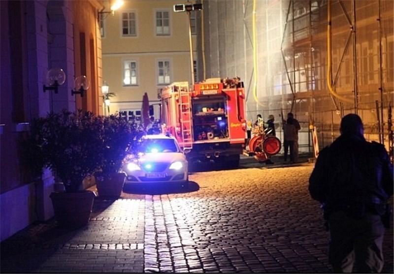 وقوع انفجار تروریستی در آلمان