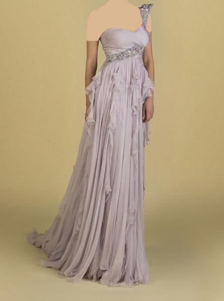 مدلهای شیک و زیبای لباس شب 2016