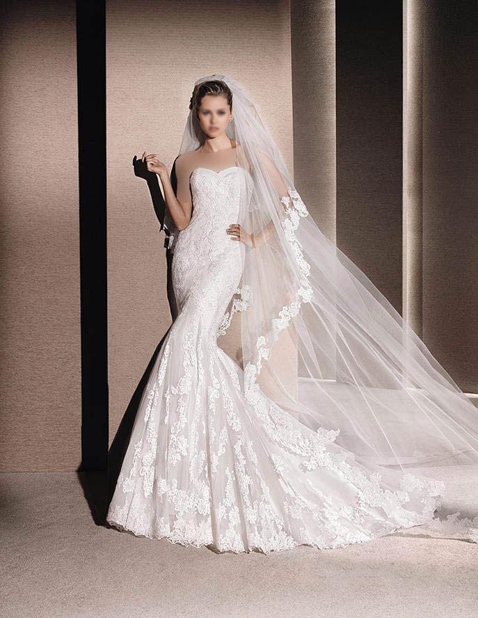 زیباترین مدلهای لباس عروس اروپایی 2016