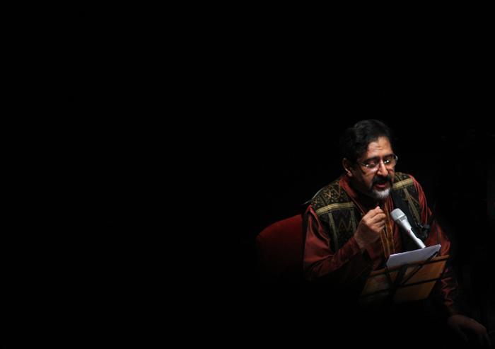 عراقچی و ظریف در کنسرت حسام الدین سراج /تصاویر