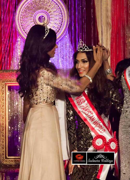 زیباترین دختر شایسته کشور پاکستان (عکس)