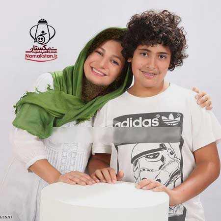 عکس همسر سابق لیلی رشیدی و پسرش!