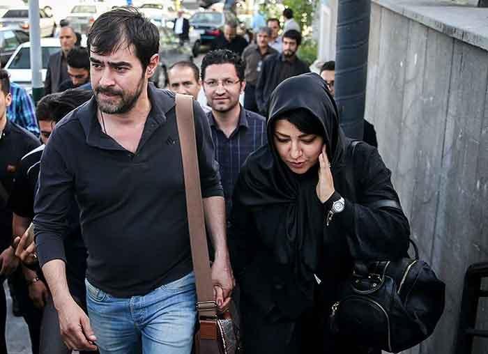 جزییات مهاجرت شهاب حسینی و همسرش به آمریکا! +عکس