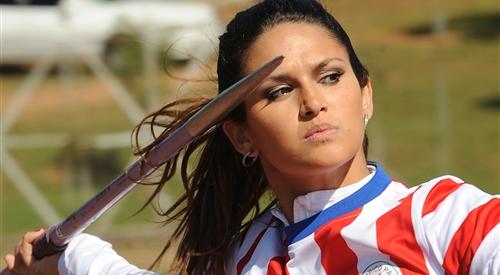 Leryn-Franco-Javelin – Paraguay