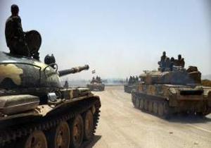 تلویزیون سوریه: حلب در محاصره کامل ارتش + آخرین اخبار حلب