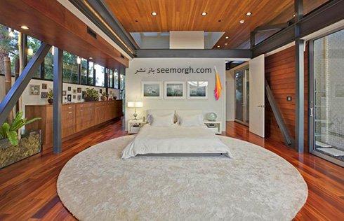 دکوراسیون داخلی قصر رویایی جاستین بیبر Justin Bieber - عکس شماره 4