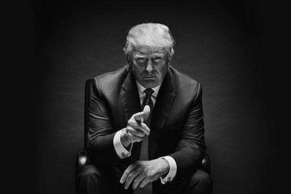 رئیس جمهور فرانسه دونالد ترامپ را نماد تهوع خواند