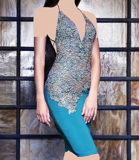 : لباس مجلسی ستاره فارس : الأفكار الداخلية