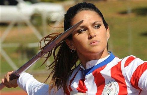 زیباترین ورزشکار زن درالمپیک ریو ۲۰۱۶ /عکس