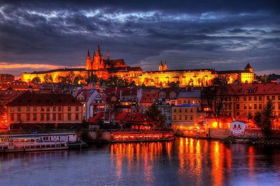 پراگ، زیباترین شهر اروپا