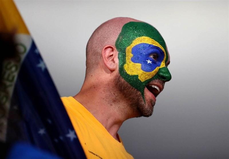 مراسم افتتاحیه المپیک ۲۰۱۶ ریو /تصاویر