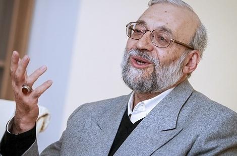 لاریجانی: احمدینژاد به دنبال چیزی بدتر از برجام بود