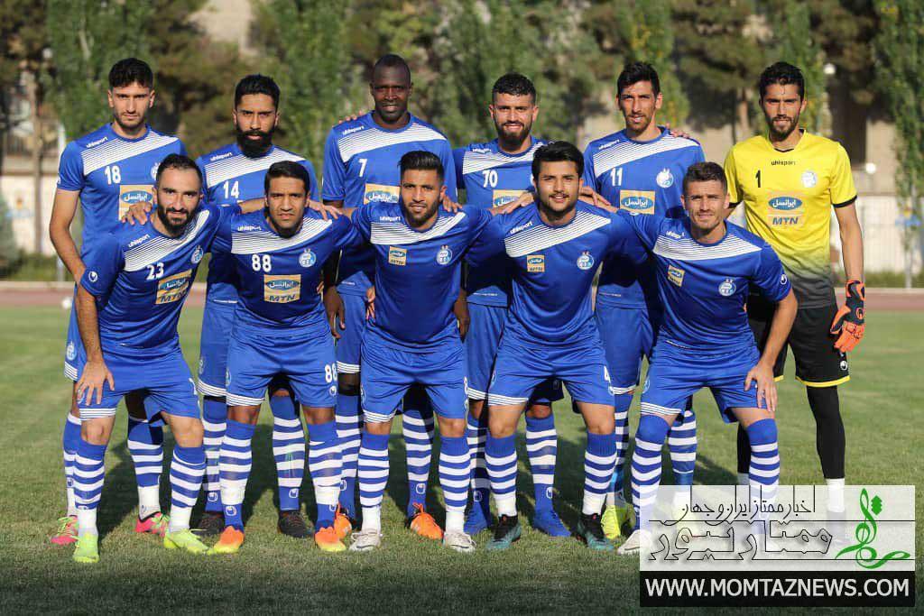 ترکیب استقلال در بازی امروز با پیکان در لیگ برتر (۱۱ آذر ۹۹)