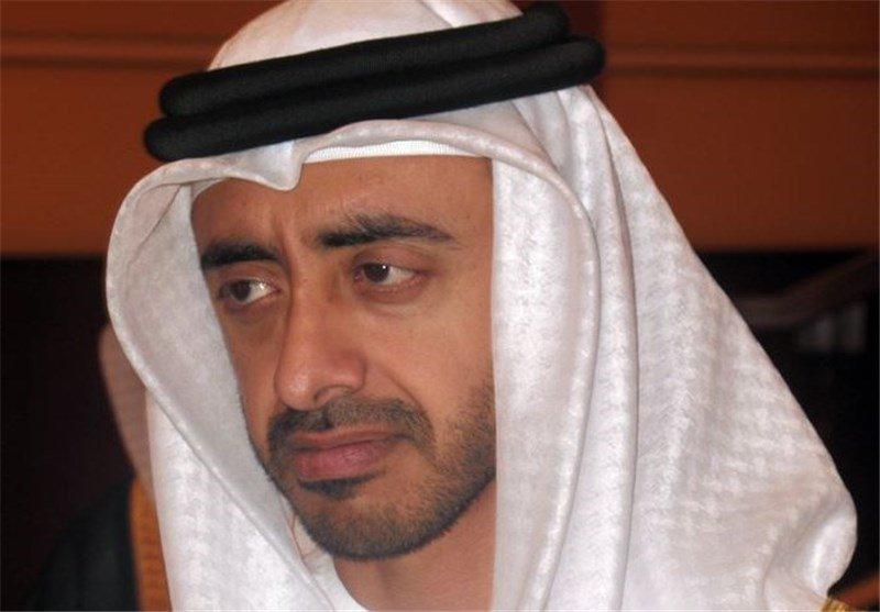 وزیر خارجه امارات: ایران به ایجاد ناامنی در منطقه اقدام میکند!