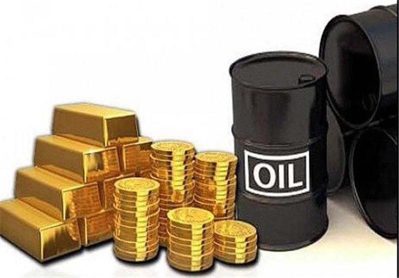کاهش قیمت نفت با افزایش سکوهای نفتی آمریکا و صادرات نفت روسیه
