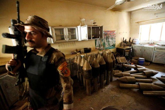 تجهیزات و زندگی داعشی ها از نمای نزدیک +عکس