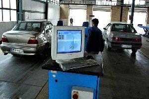 جریمه معاینه فنی خودروهای جریمه شده توسط دوربین ها لحاظ نمیشود