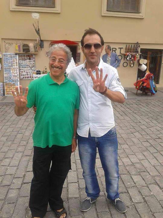 کری خوانی بازیگران استقلالی و پرسپولیسی