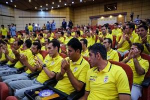 معرفی داوران و کمک داوران ایرانی برای مسابقات خارجی