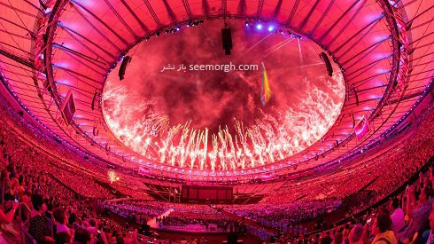 مراسم اختتامیه پارالمپیک 2016(3)