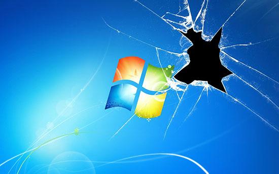 ویندوز هنگ،سیستمعامل ویندوز