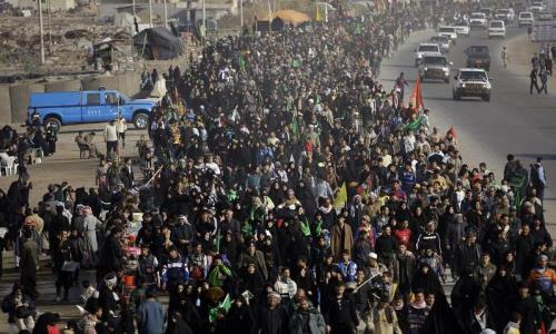 شعار و رنگ پیادهروی اربعین امسال اعلام شد