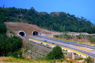 افزایش سرعت تکمیل آزاد را تهران شمال با خروج چین!