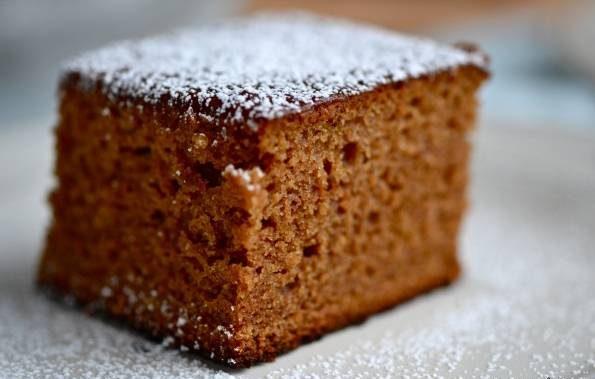 کیک زنجبیل