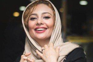 شادی در برف یکتا ناصر و همسرش در روزهای پایانی بارداری