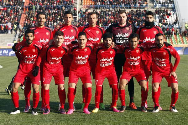 خوش شانسی تیم پرسپولیس در لیگ قهرمانان آسیا