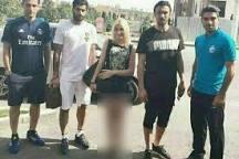 انتشار عکس بازیکن فوتبال ایران با زن بی حجاب جنجال به پا کرد