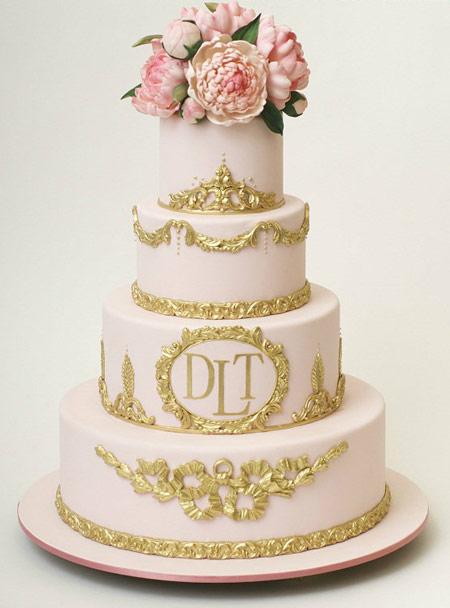 مدل های جدید و شیک کیک عروسی ایرانی و خارجی