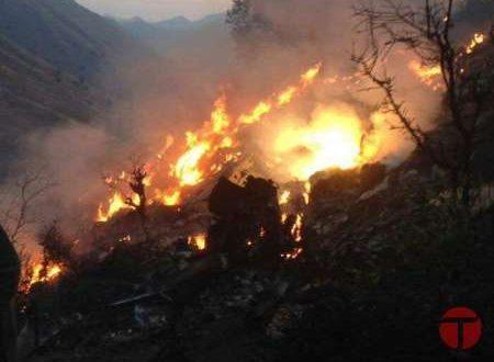 تمام ۴۷ سرنشین و خدمه هواپیمای مسافربری متعلق به پاکستان جان باخته اند