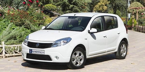 ارزانترین خودرو اتوماتیک سایپا