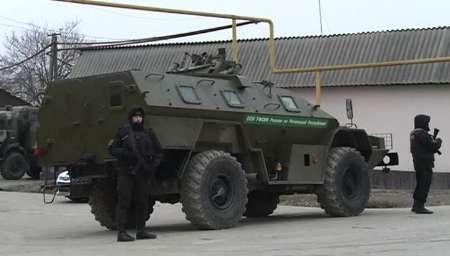 چهار جنگجوی مسلح که در درگیری با نیروهای امنیتی روسیه کشته شدند عضو داعش بودند