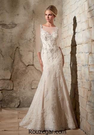 مدل لباس عروس 2018 ، مدل لباس عروس، مدل لباس عروس 2018 ایرانی، مدل لباس عروس اروپایی، مدل لباس عروس 97