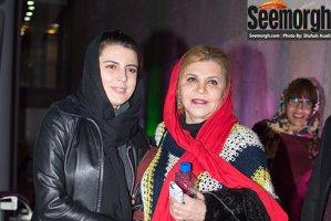 لباس های بازیگران در روز دوم جشنواره فجر از یکتا ناصر تا مستانه مهاجر