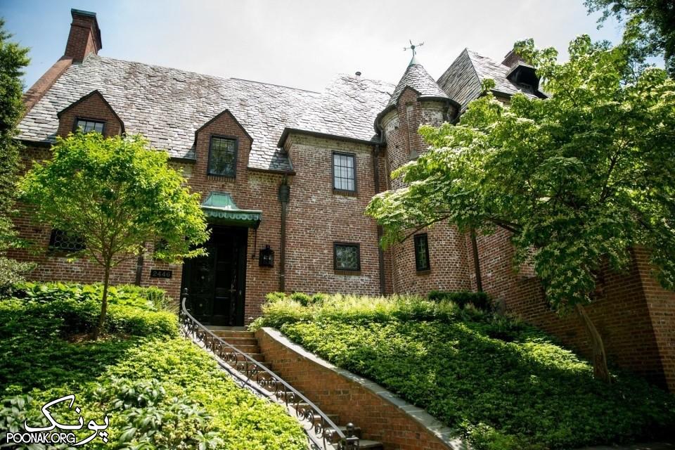 خانه تازه اوباما و تلویزیون هوشمندی که برای آن خرید! + تصاویر