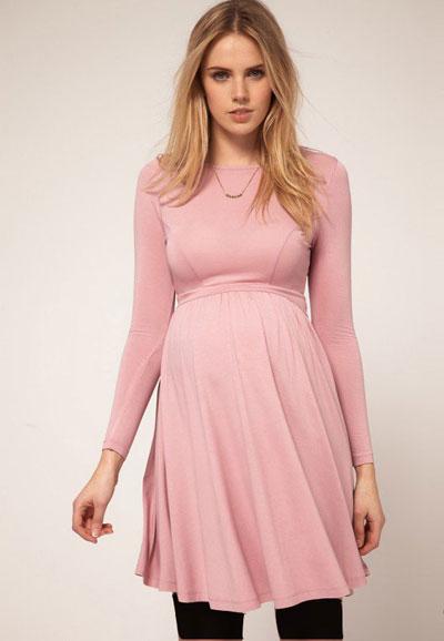 زیباترین مدلهای لباس مجلسی بارداری