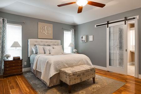 طراحی اتاق خواب, دکوراسیون مدرن اتاق خواب