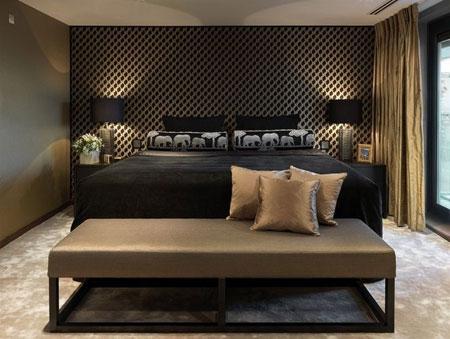 دکوراسیون اتاق خواب, دیزاین اتاق خواب