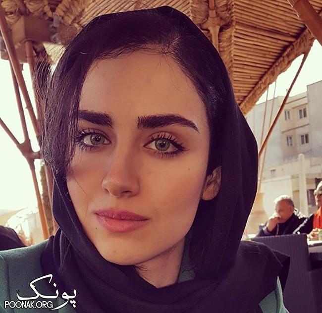 هانیه غلامی بازیگر سریال آرام میگیریم ازدواج کرد! + تصاویر