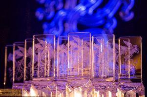 بهترین بازیگر مرد و زن جشنواره فجر ۹۵ + عکس های مراسم اختتامیه و اهدای سیمرغ