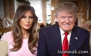 دونالد ترامپ ، همسر ترامپ