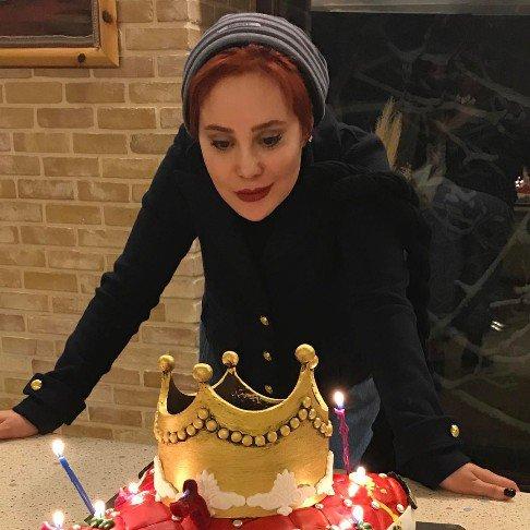 جشن تولد 36 سالگی آرام جعفری