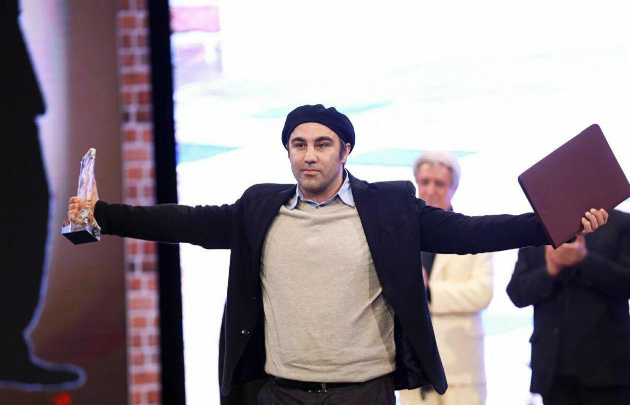 محسن تنابنده بهترین بازیگر نقش اول مرد جشنواره فجر 95