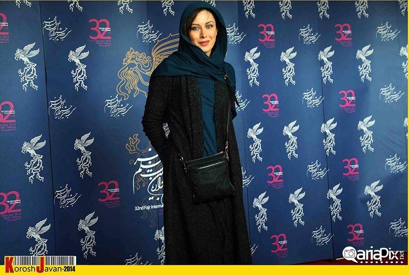 عکسهای بازیگران در جشنواره فیلم فجر 95