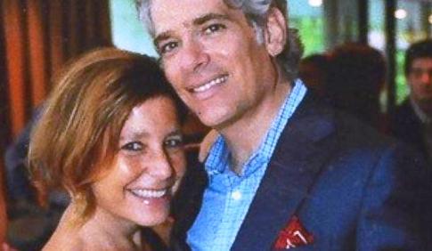 ایمی و  همسرش